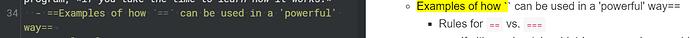 text-highlighting-bug